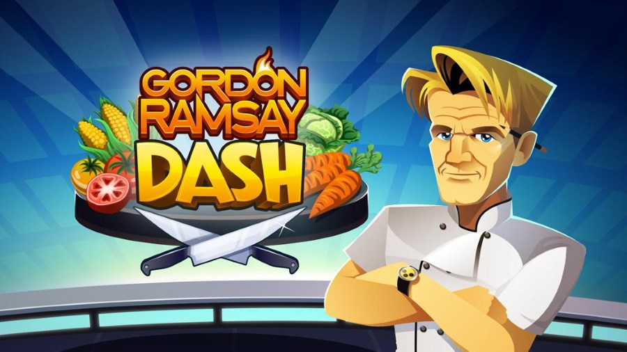 Gordon Ramsay DASH How to get extra coins and gold